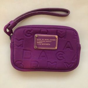 Marc by Marc Jacobs wristlet.